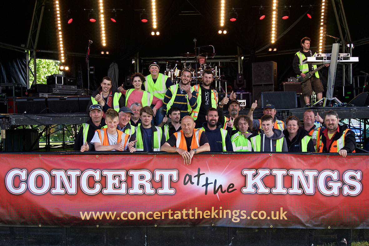 Rock Against Cancer Raises £112,500 for Cancer Charities