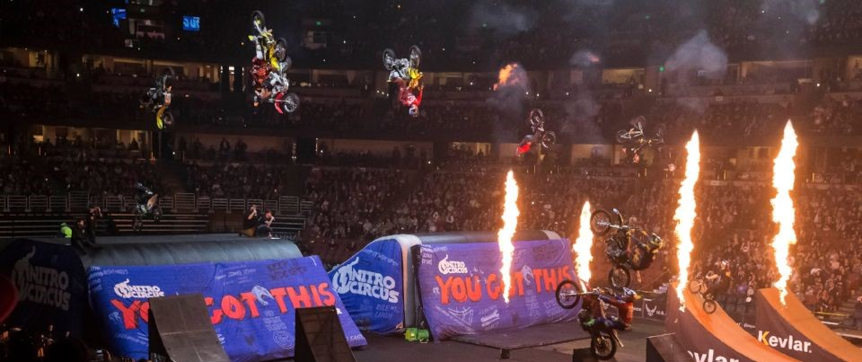 When the Nitro Circus Comes to Town…You Got This